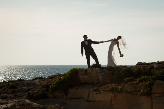 Wedding in the Island of Malta