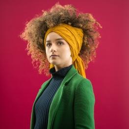 Model : Nora Elgamous